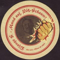 Beer coaster flotzinger-brau-10-zadek