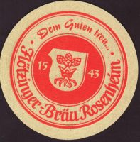 Beer coaster flotzinger-brau-11