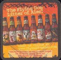 Beer coaster flying-dog-1