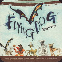 Beer coaster flying-dog-4-small