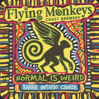 Beer coaster flying-monkeys-2