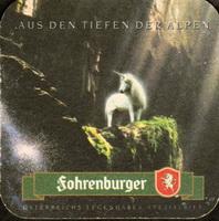 Pivní tácek fohrenburger-11-zadek-small