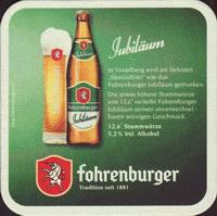 Pivní tácek fohrenburger-19-zadek-small