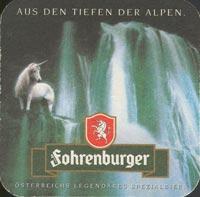 Pivní tácek fohrenburger-2-zadek