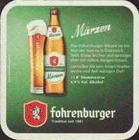 Pivní tácek fohrenburger-22-zadek-small