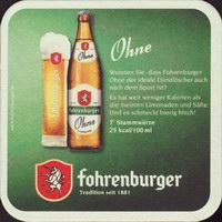Pivní tácek fohrenburger-23-zadek-small