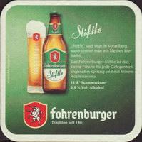Pivní tácek fohrenburger-24-zadek-small