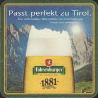 Pivní tácek fohrenburger-27-zadek-small