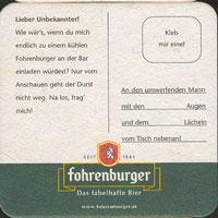 Pivní tácek fohrenburger-3-zadek