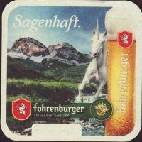 Pivní tácek fohrenburger-33-small