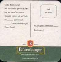 Pivní tácek fohrenburger-4-zadek