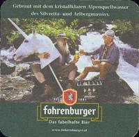 Pivní tácek fohrenburger-4