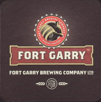 Beer coaster fort-garry-5
