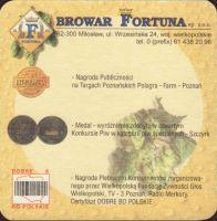 Pivní tácek fortuna-19-zadek-small