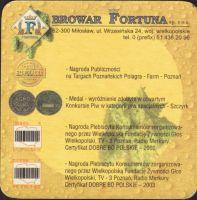 Pivní tácek fortuna-23-zadek-small