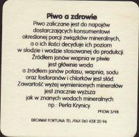 Pivní tácek fortuna-30-zadek-small