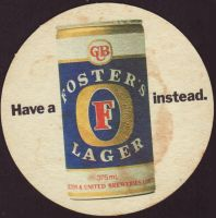 Beer coaster fosters-143-small