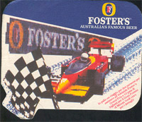 Beer coaster fosters-15