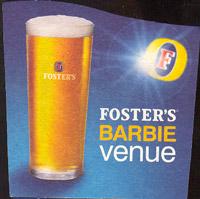 Beer coaster fosters-34-zadek