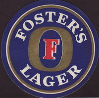 Beer coaster fosters-46-oboje-small