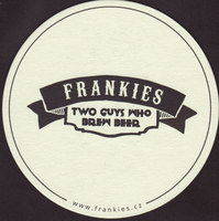 Beer coaster frankies-2-small