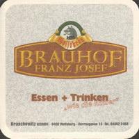 Pivní tácek franz-josef-2-zadek-small