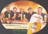 Pivní tácek freiberger-16-zadek