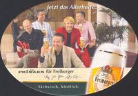 Pivní tácek freiberger-21-zadek
