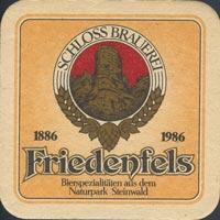 Pivní tácek friedenfels-1