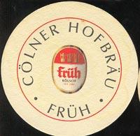 Beer coaster fruh-am-dom-1