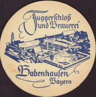 Beer coaster furst-fugger-1-zadek-small