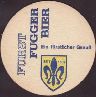 Beer coaster furst-fugger-3-small