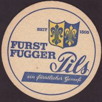 Beer coaster furst-fugger-4-small