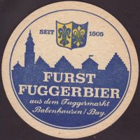 Beer coaster furst-fugger-4-zadek-small