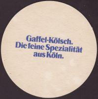 Pivní tácek gaffel-becker-101-zadek-small