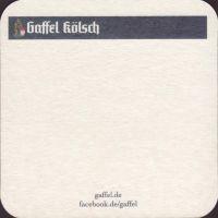Pivní tácek gaffel-becker-104-zadek-small