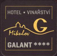 Pivní tácek galant-1-small