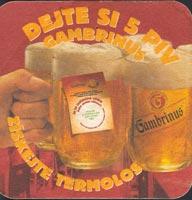 Pivní tácek gambrinus-1