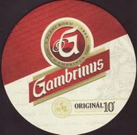 Pivní tácek gambrinus-107-small