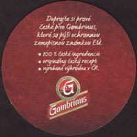Pivní tácek gambrinus-108-zadek-small