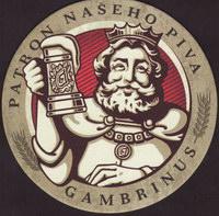 Pivní tácek gambrinus-114-small