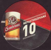 Pivní tácek gambrinus-118-small