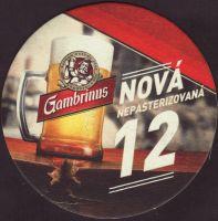 Pivní tácek gambrinus-119-small