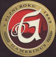 Pivní tácek gambrinus-131-small