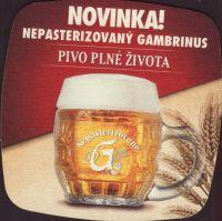 Pivní tácek gambrinus-132