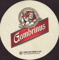 Pivní tácek gambrinus-134-small