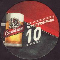 Pivní tácek gambrinus-138-small