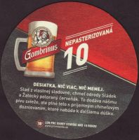 Pivní tácek gambrinus-138-zadek-small