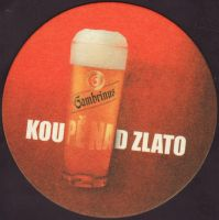 Beer coaster gambrinus-141-small