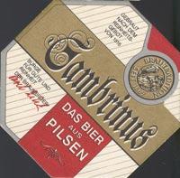 Pivní tácek gambrinus-19